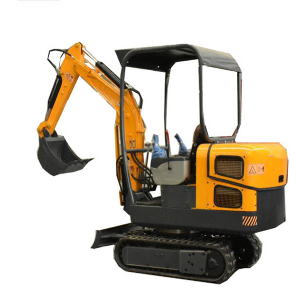 Mini excavator crawler excavator price
