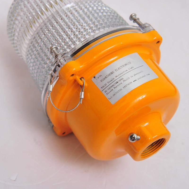 Red LED Area aircraft Warning Light /Beacon