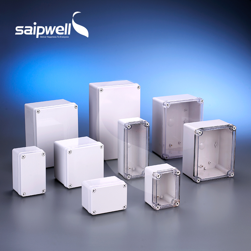 SAIPWELL J Electronic Accessories Store PCB Board Pole Mount Enclosure