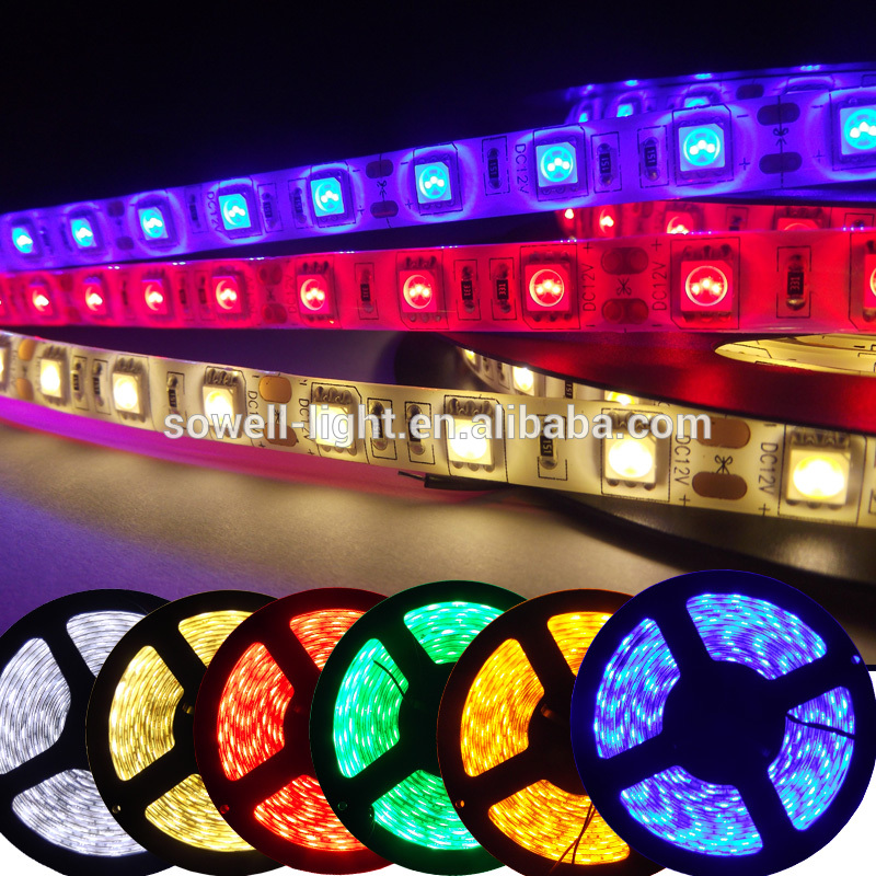 Flexible LED Strips 5050