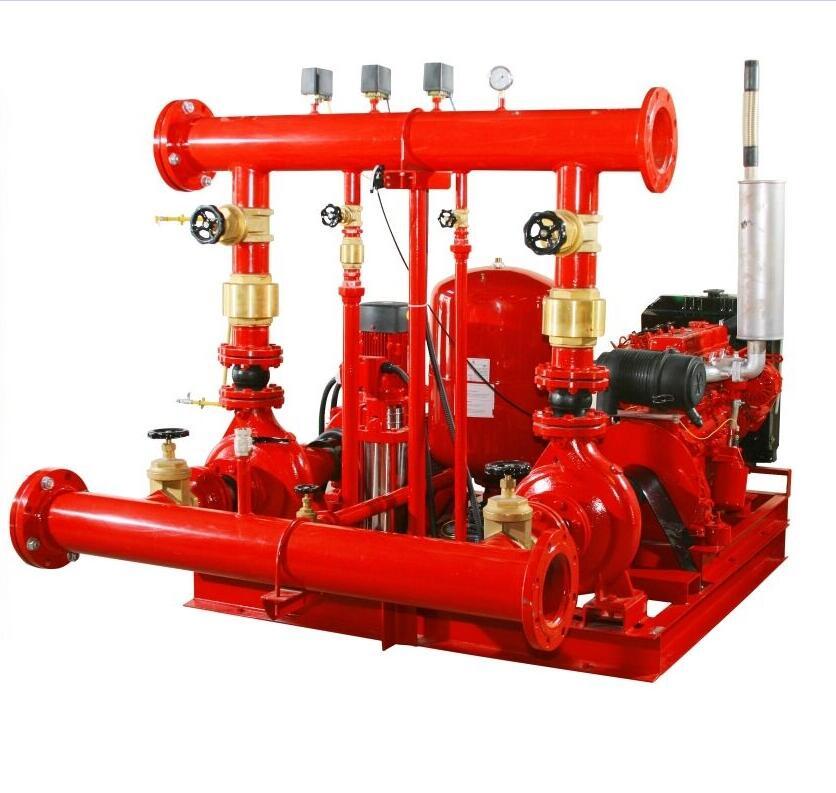 Asenware LTD Manufacturer diesel engine firefighting fire pump