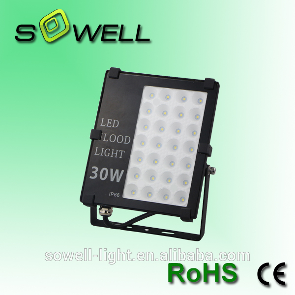 85-265V 20W aluminum outdoor lights 50000hours IP66 SMD LED flood lights
