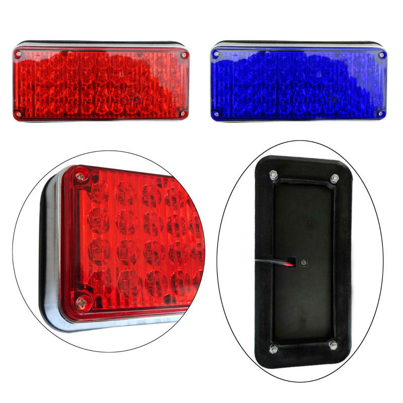 7x3 inch LED ambulance light LED warning light