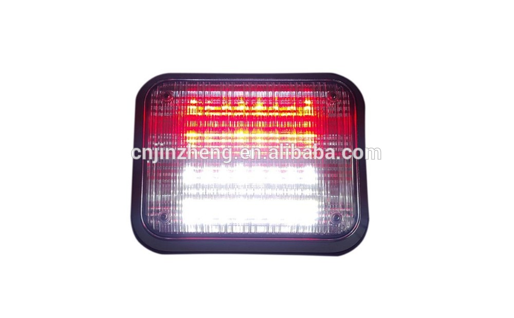 Automobiles LED perimeter surface led flashing light