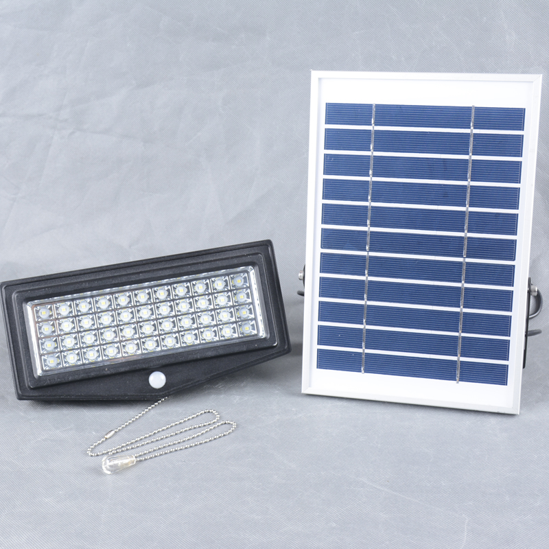 Solar Powered Garden Outdoor Lamp Wall,Led Floodlight 10W