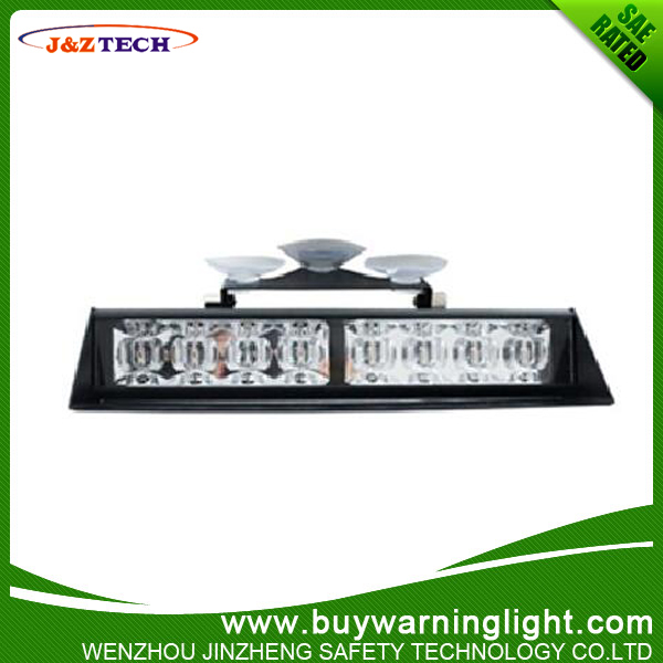 surface mount led dash traffic director interior light for car