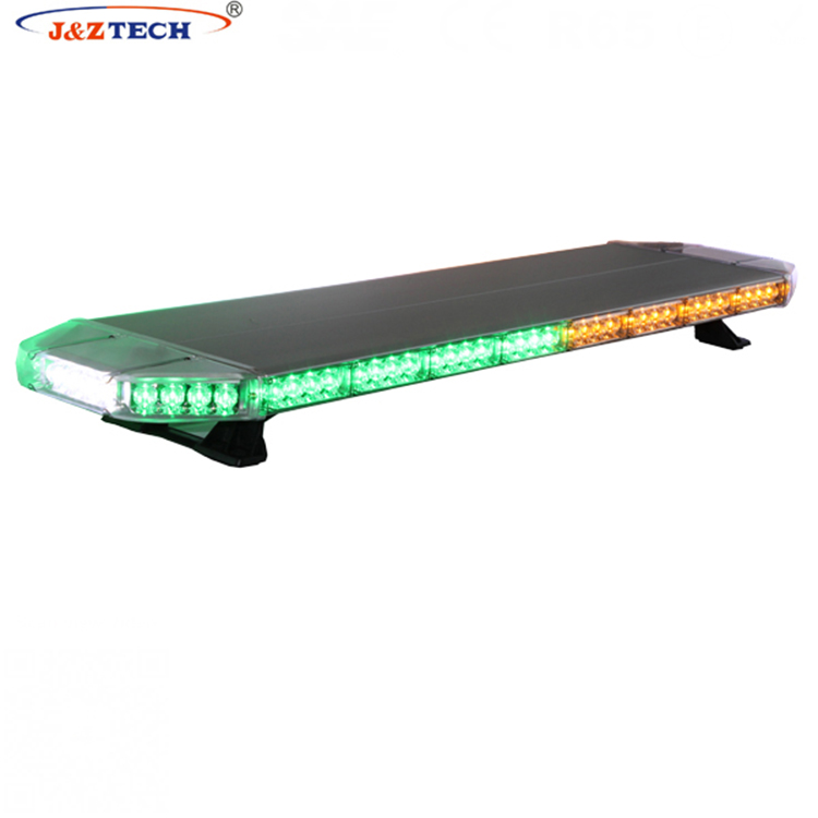 Vehicle Warning Led Ambulance Lightbar Waterproof Police Emergency Light Bar