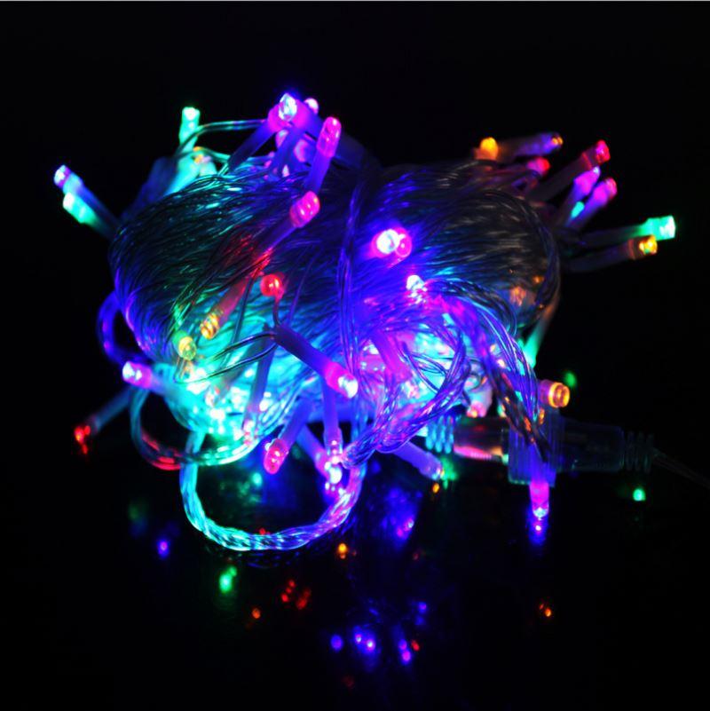 CE ROHS holiday decorative belt led fairy light E27/B22 led string lights for christmas lighting