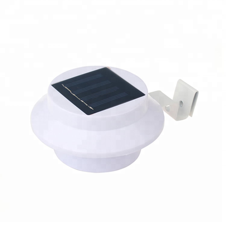 Waterproof IP 65 Wall Light LED Solar Motion Sensor Outdoor Wall Light Fixtures With Polysilicon Solar Panel Lamp Good Quality