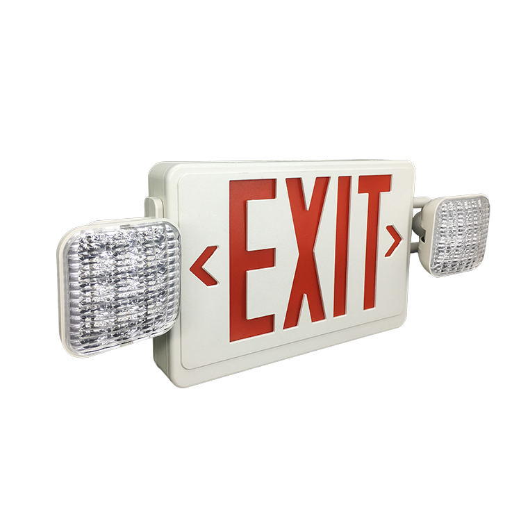 D1ouble Side Readable Red Led Emergency Bulkhead Wall Mounted A Runway Exit Sign