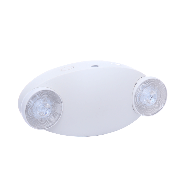 Fire Led Ceiling Mounted Maintained Two Head Ip65 Emergency Light