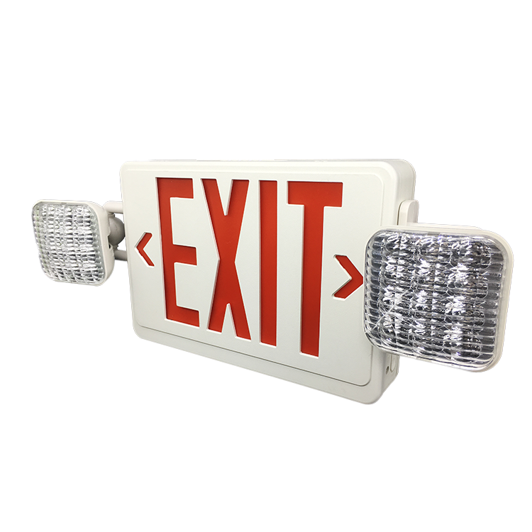 Ce Approved Lamp Everbright Aluminum Housing with High Grade Acrylic Face Led Emergency Light Kit Exit Sign