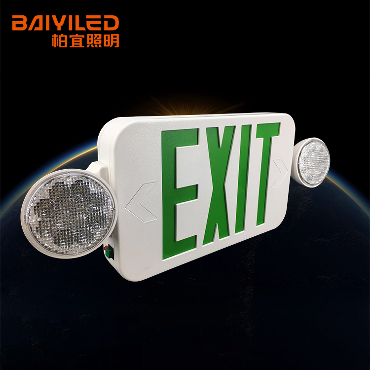Wall Mount Rechargeable Online Elevator Led Emergency Exit Light