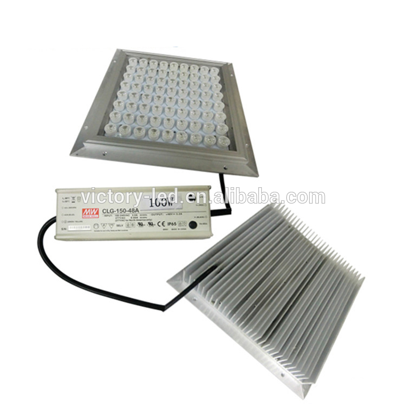 hot sale LED canopy light for Gas Station 75 watt