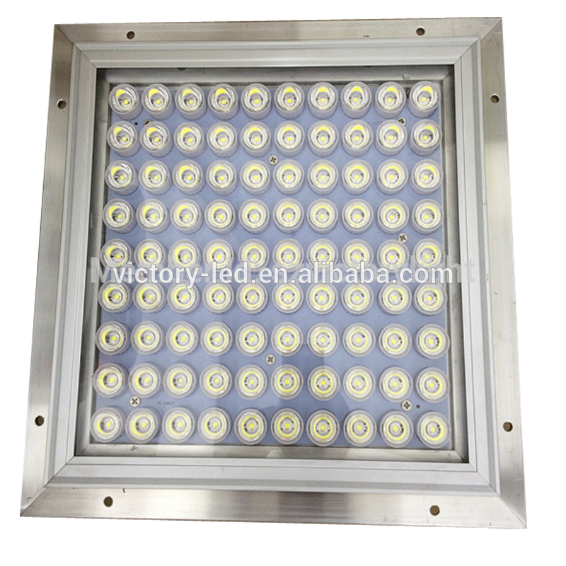 CE RoHS approved gas station led canopy lights factory sale