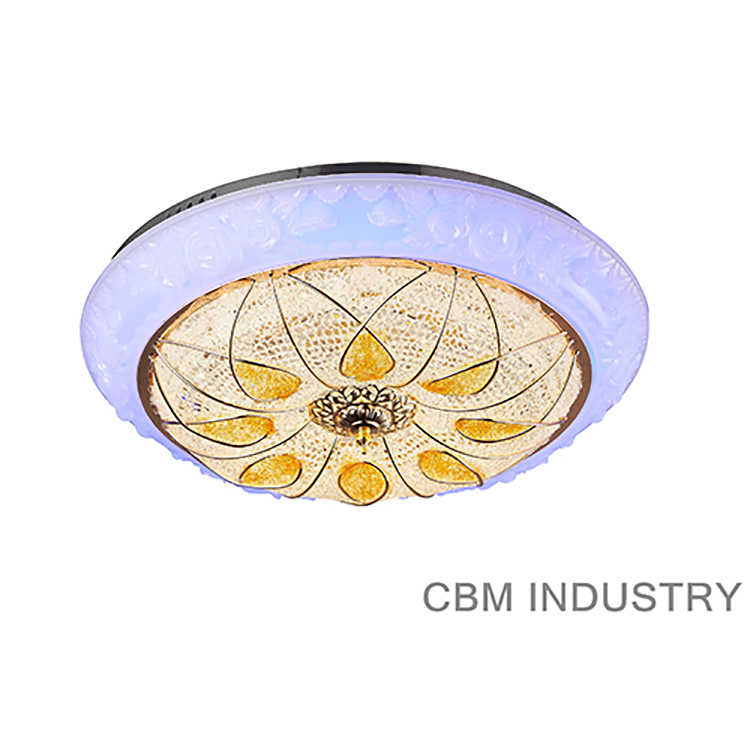Double Ring Smart Color Changing Commercial Ceiling Light Led Module