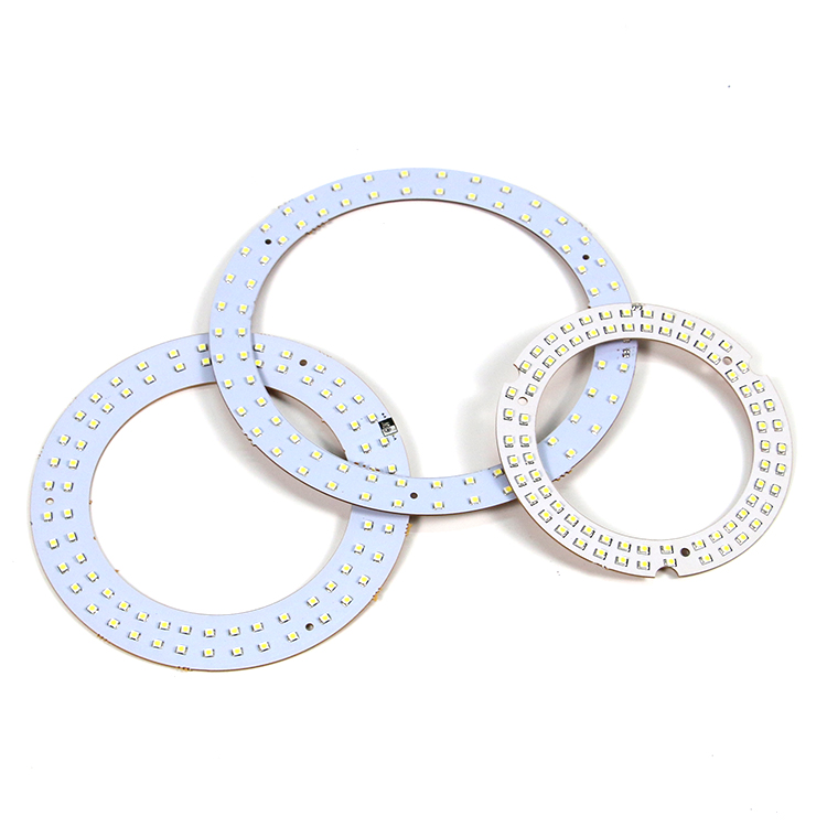 Cold white led circle ring light