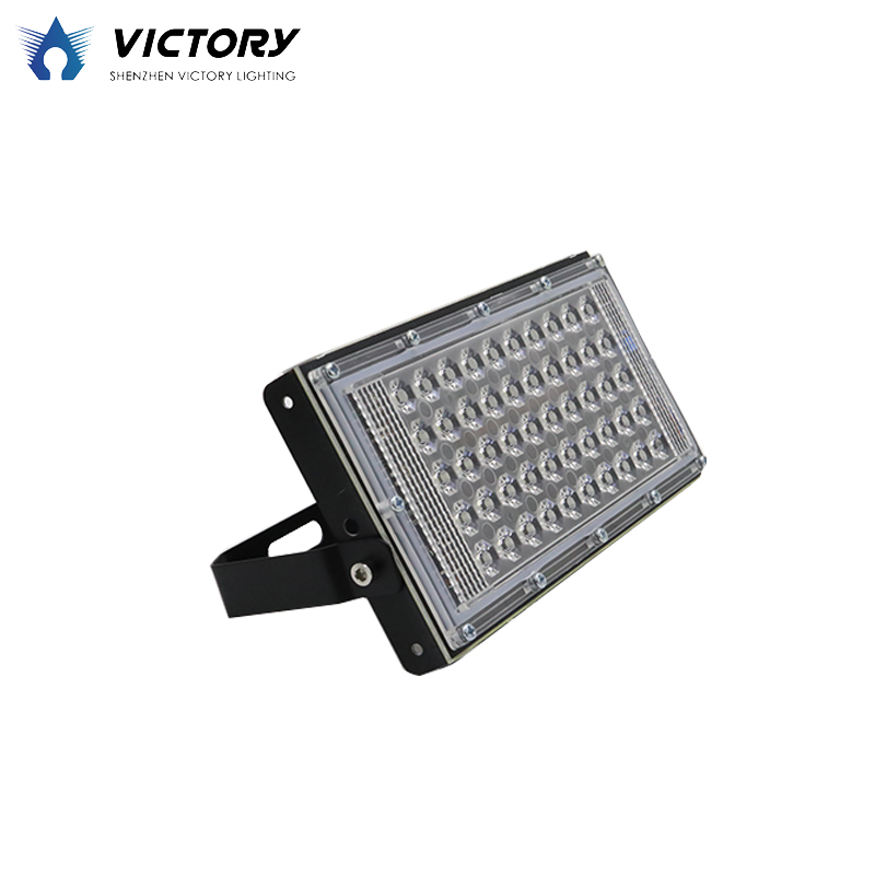 Factory price outdoor IP65 44 pcs 10w RGBW led dj wall wash washer light dmx 4/10 channels for hotel/concert/building/disco/clu
