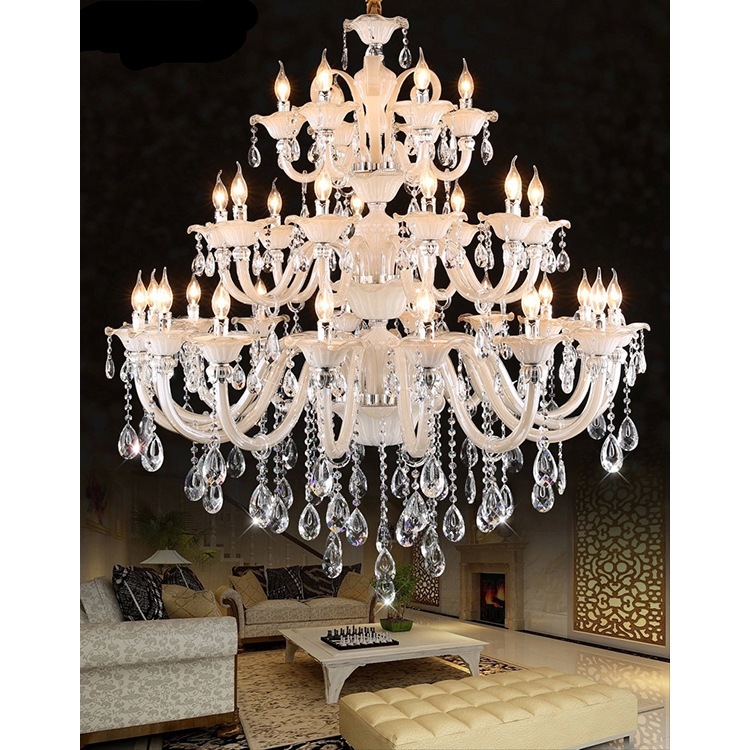 Dinning Room Church Decoration Candlestick Chandelier