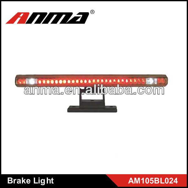 Universal car flashing smd led car brake light lamp
