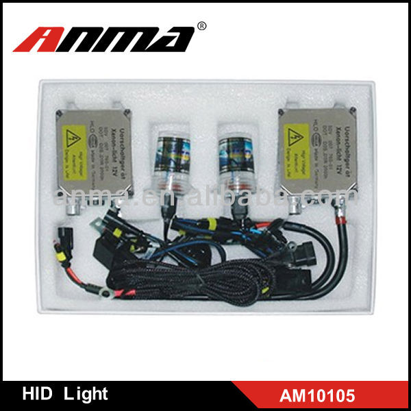 Universal type xenon hid light brand suitable for all cars 2013