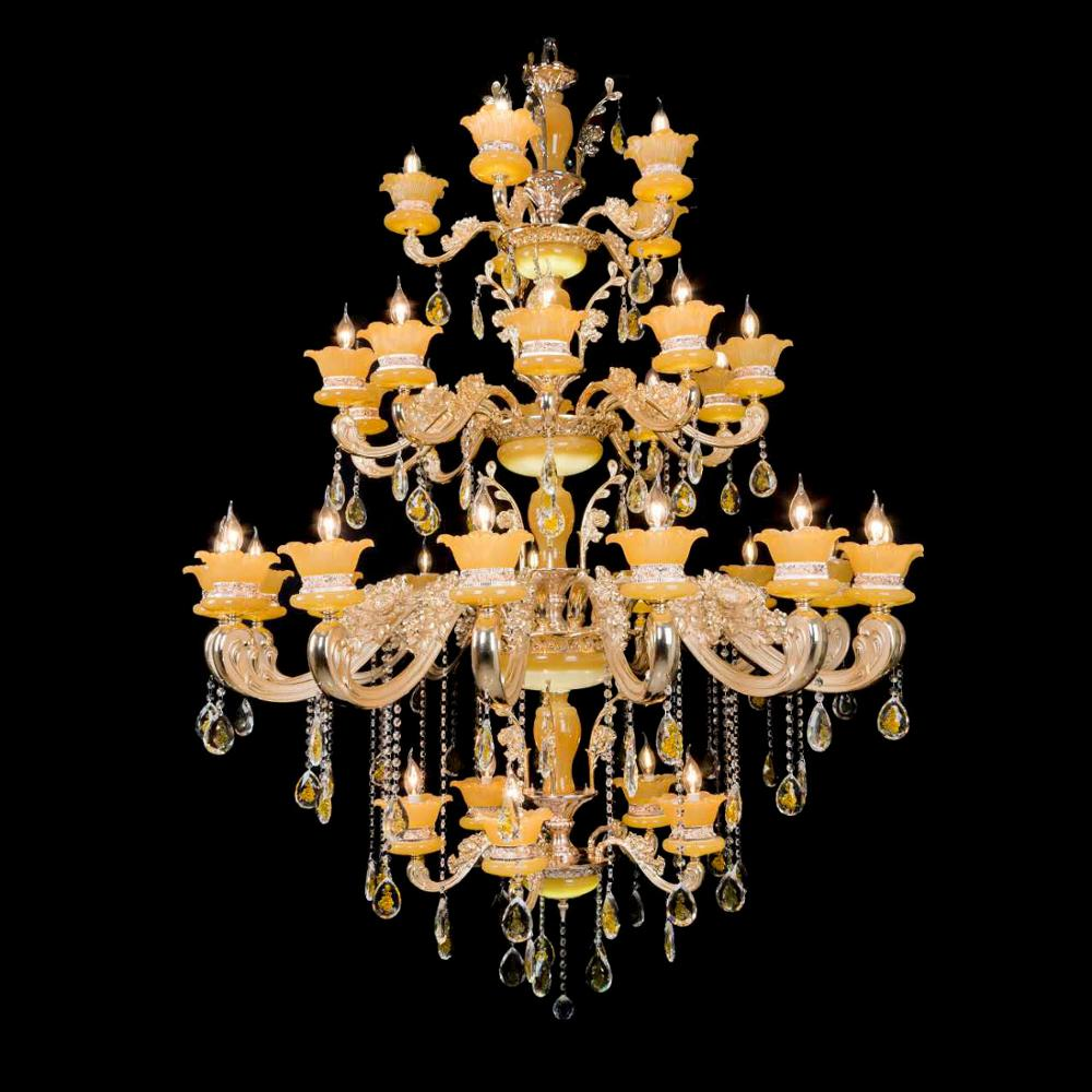 Droplet Crystal Flush Chandelier,Droplets Ceiling Chandelier Shade