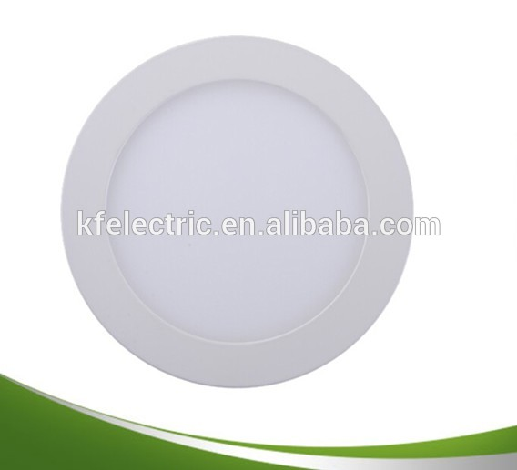 Hot sale 18w round led panel, 3W 6W 9W 12w 15w 18w led round panel light,18w Round Led Panel Light mbt