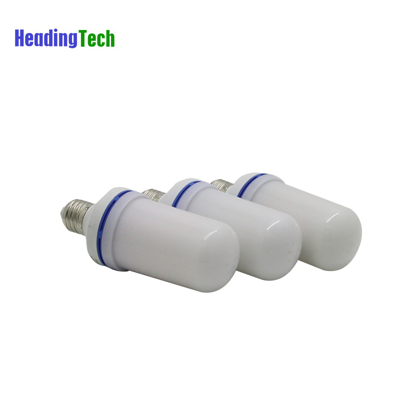 Led Flame Effect Lamp, Fire Lamps Flickering Flame Light Bulb e26 e27 Indoor and Outdoor Flame Led Light