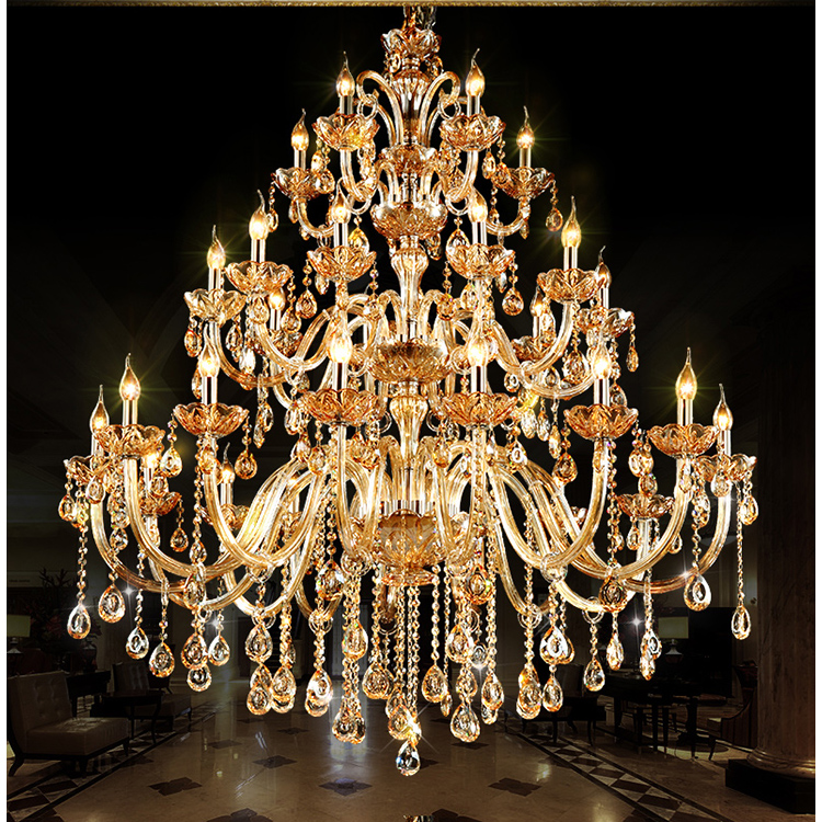 Decoration Gallery Cristal Chandelier,Decoration Large Crystal Chandelier