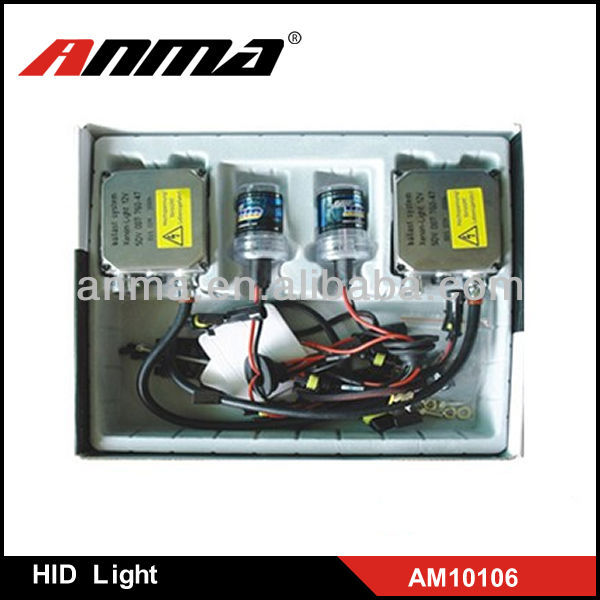2013 new design and hot sales excellent hid xenon light h1