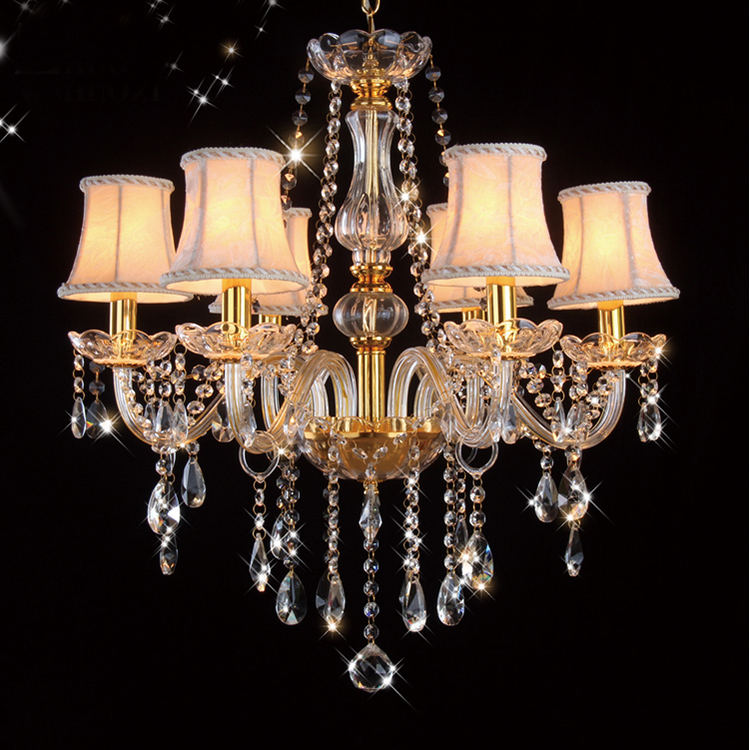 Wedding Hall Big Diamond Pattern Crystal Chandelier Pendant Lamp