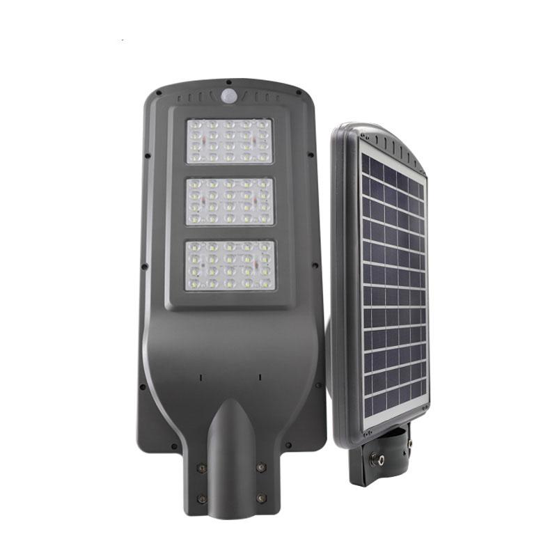 Best sellers IP66 integrated solar LED street lights outdoor led solar emergency bulb