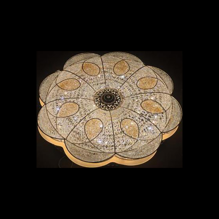 Fashion Double Ring Fireproof Led Motion Sensor Ceiling Lamp