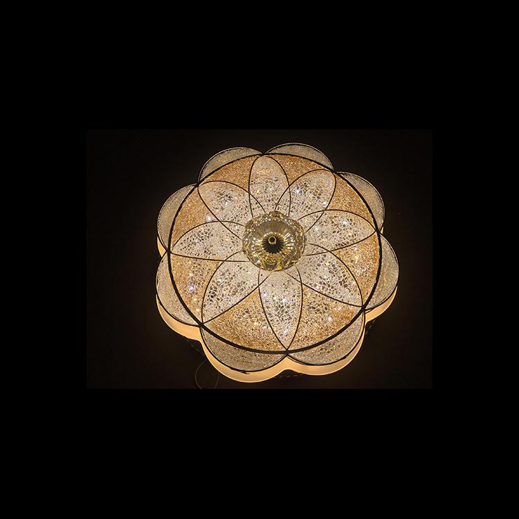 Zhongshan Round Waterproof Interior Decoration Modern Ceiling Light