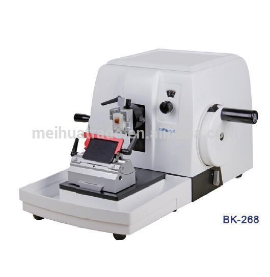 BIOBASE Factory Price Manual Rotary Microtome with high-precision screw motion mechanism