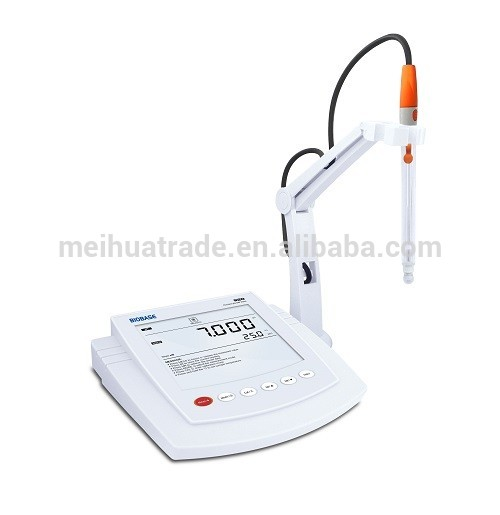 Biobase Hot sale High precision table top pH/ORP/Ion Meter