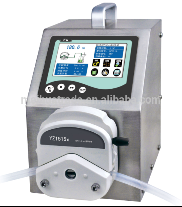 Competitive Price Industrial Dispensing Peristaltic Pump with flow range 12.3~12000mL/min