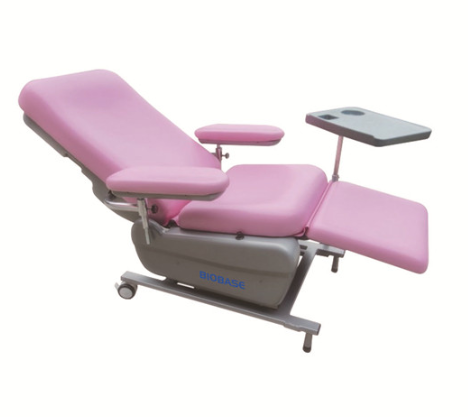 motor medical hospital electric blood collection chair